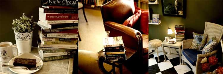 Bibliotherapy Mr. B Reading Spa