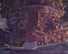 Howls Moving Castle Book