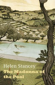 Book Illustrator The Madonna of the Pool Cover