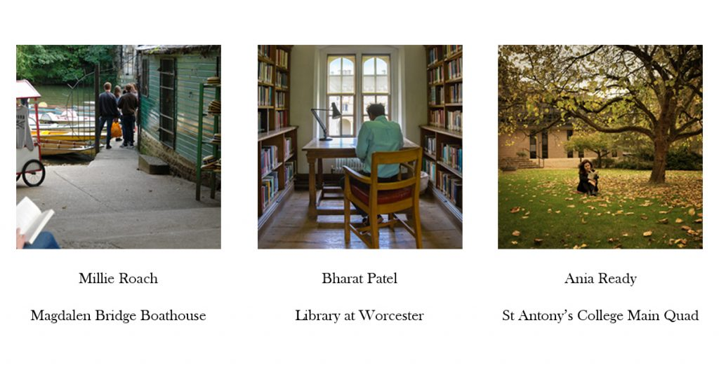 Oxford Reading Spots Shortlist