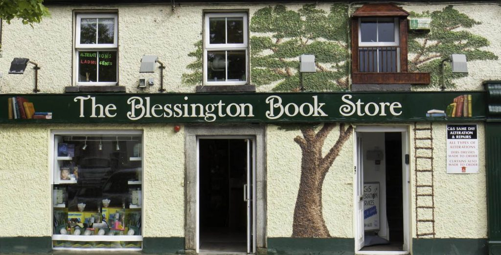 The Blessington Bookstore Unique Bookshops