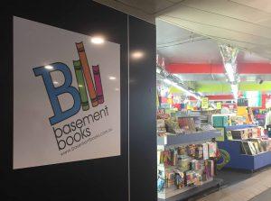 Basement Books Sydney