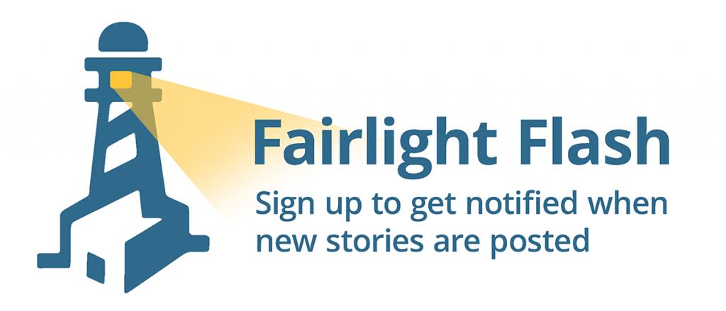 Fairlight Flash Newsletter