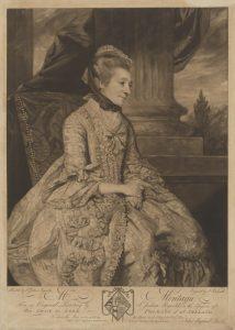 Bluestocking Elizabeth Montagu