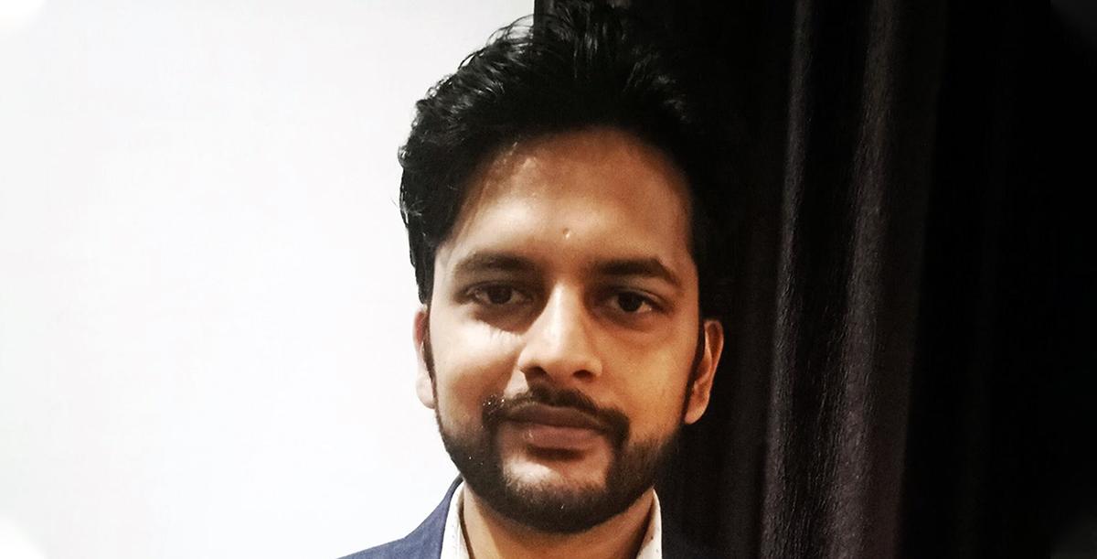 Abhishek Pandeyar