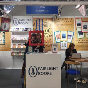 London Book Fair: Behind the Scenes