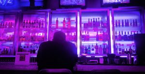 story about a bartender