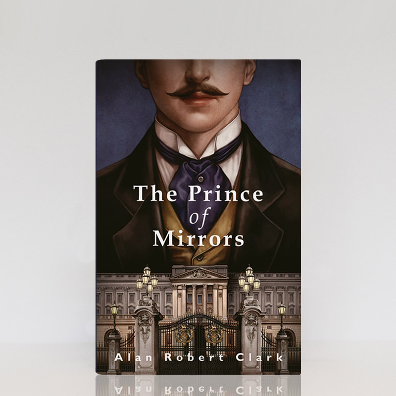 Prince of Mirrors Hardback Shop