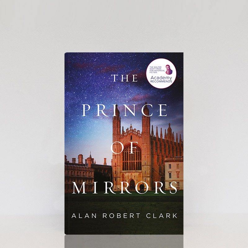 Prince of Mirrors Paperback Shop