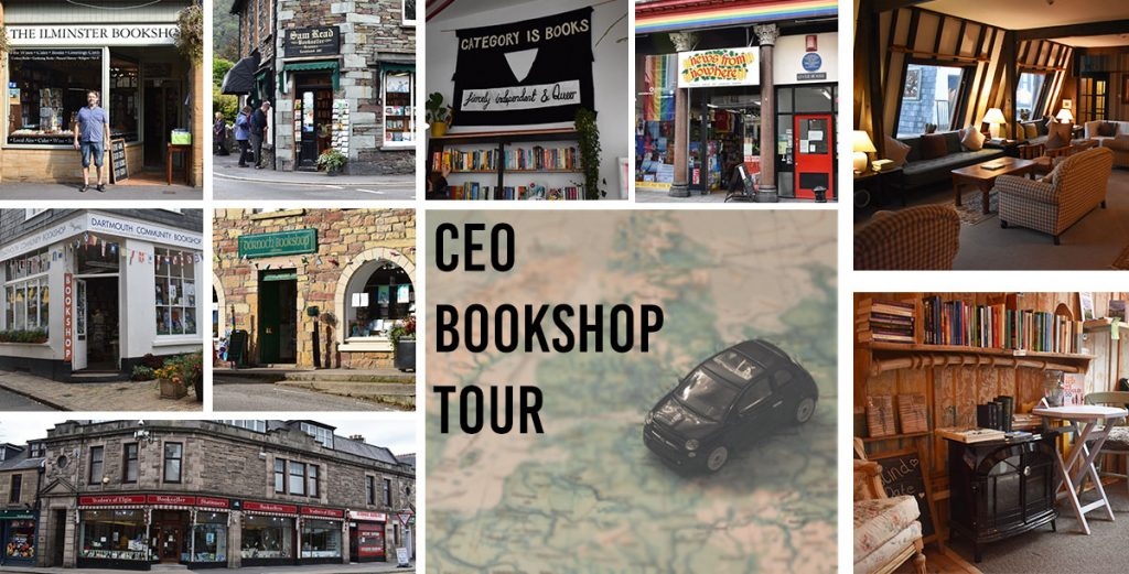 Fairlight Hub - CEO Bookshop Tour