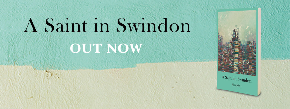 A Saint in Swindon website banner out now