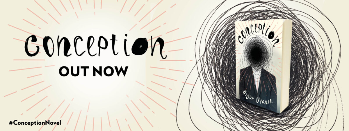 conception website banner out now
