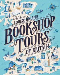 Bookshop Tours of Britain front cover