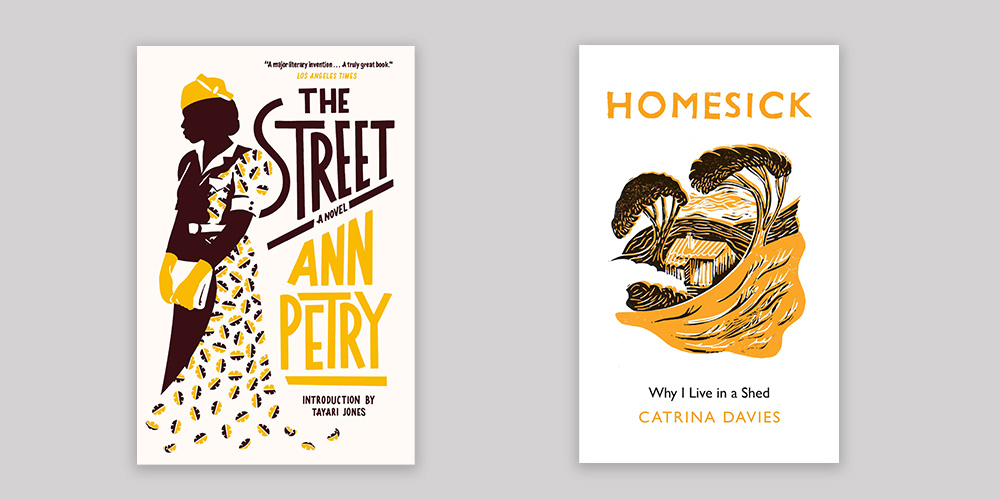 Covers designed by Nathan Bruton