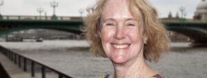 Susan Davenport, author of 'The Last Move'