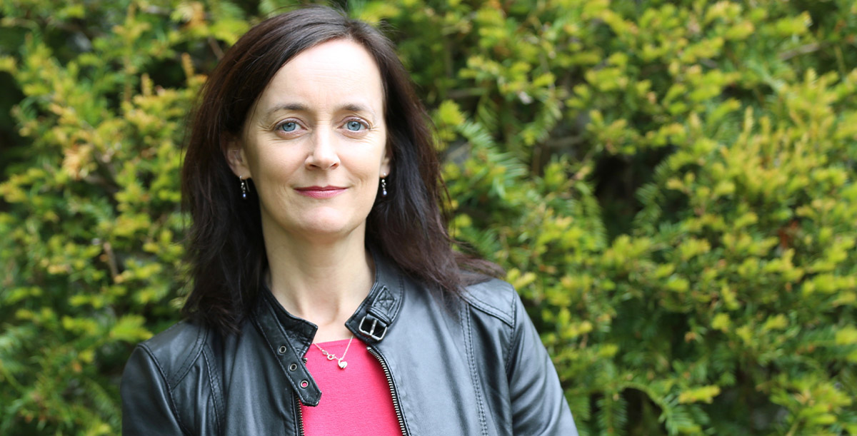 Clare O'Dea author photo